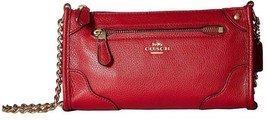 coach grain leather mickie crossbody - £115.02 GBP