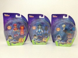 Miles From Tomorrowland Disney Lot Haruna Cosmic Merc & Miles Figure Sealed - $16.88