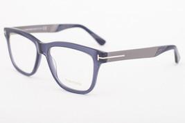 Tom Ford 5372 090 Blue Eyeglasses TF5372 090 54mm - $175.42