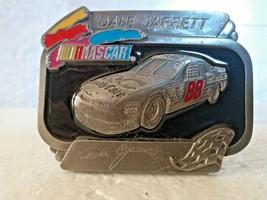 "NASCAR DALE JARRETT ""Signature"" Fine Pewter Belt Buckle Officially Licen... - $19.79"