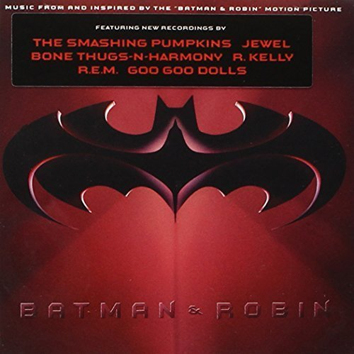 Batman & Robin Soundtrack by Various Cd