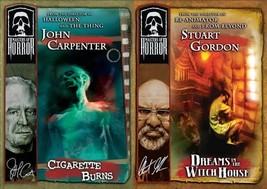 Masters of Horror - John Carpenter & Stuart Gordon - $39.02