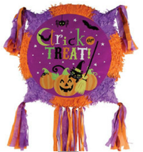 Witch's Crew Pull String Halloween Pinata - $14.49