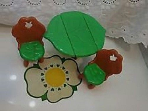 Strawberry Shortcake Dining Set Table Chairs and 26 similar items