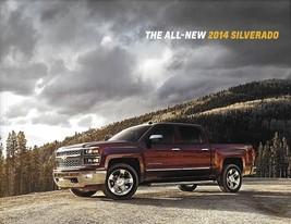 2014 Chevrolet SILVERADO brochure catalog US 14 Chevy WT LTZ Z71 High Co... - $8.00