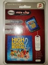 Mix Clip 2008 Disney High School Musical 2 Digital Music Card New  - $7.91