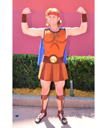 Custom Hercules Costume for Men, Hercules Cosplay Costume DIY - $99.00
