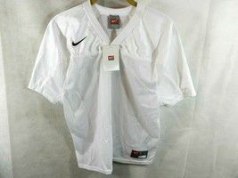 Nike Boys / Youth TenaCity  Athletic Training Jersey Youth Large White - $14.99