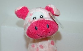 Soft Classics 331594 Two Toned Plush Pink Pig Ages 0 Plus image 2