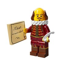 NEW THE LEGO MOVIE MINIFIGURES 71004 - William Shakespeare - $21.99