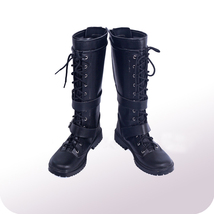 Kingdom Hearts 3 Riku Cosplay Boots for Sale - $62.00