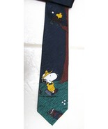 PEANUTS CHARLIE BROWN And the GANG Golf Theme Tie USA 100% Poly NEW - $29.94