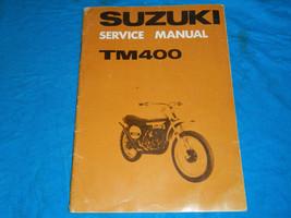 1971 71 1972 72 Suzuki GT380 Gt 380 Shop Service Repair Manual - $78.33
