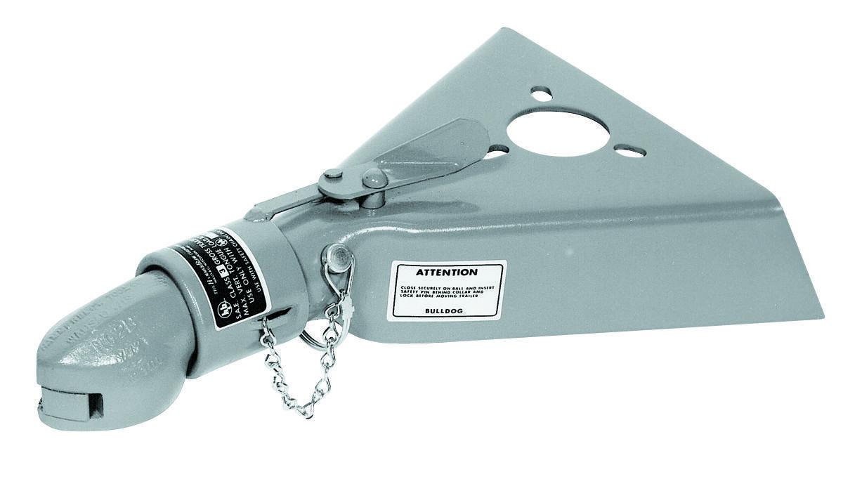 Bulldog COLLAR-LOK Trailer Coupler 12.5K Low and 11 similar items