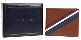Tommy Hilfiger Men's Premium Leather Credit Card ID Wallet Passcase 31TL130012 image 10