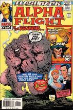 Marvel Alpha Flight (1997 Series) #-1 Vf - $0.89