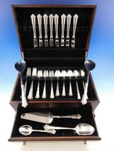 Belle Meade by Lunt Sterling Silver Flatware Set for 8 Service 45 Pieces - $2,700.00