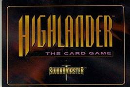 Highlander the Card Game Swordmaster by Thunder Castle Games Inc - $24.98