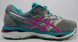 Asics Gel Cumulus 18 Size US 10 M (B) EU 42 Women's Running Shoes Silver T6C8N