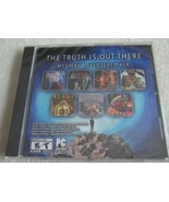 The Truth is Out There:  Mystery Adventure Pack (PC, 2019) - FACTORY SEALED - $14.95