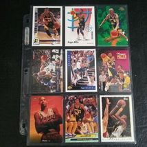 Vintage Lot 81 Reggie Miller NBA Basketball Trading Card image 8