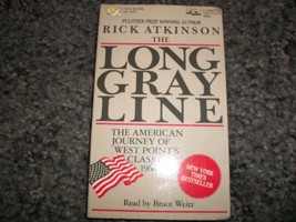 The Long Gray Line Rick Atkinson and Bruce Weitz - $27.12