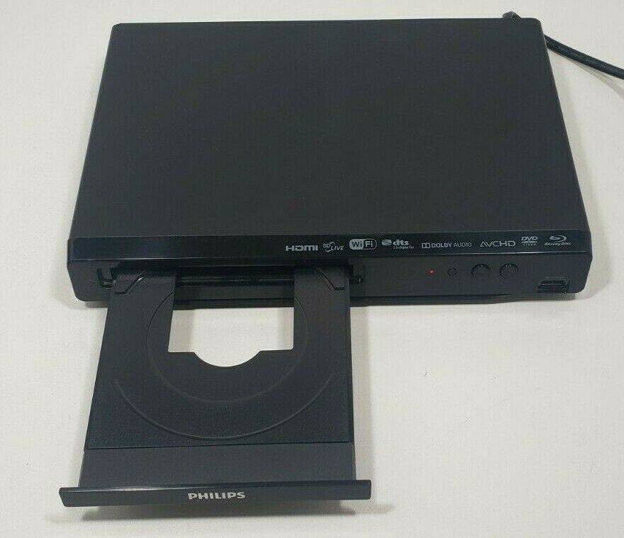 Philips Blu-Ray Disc Player BDP2501 with  Remote.. Tested image 6