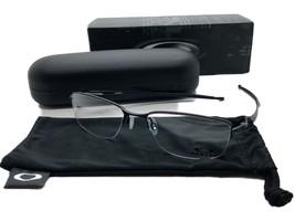 New Oakley OX5120-0354 Eyeglasses Oph Lizard 2 (54) Satin Black/Clear - $106.67