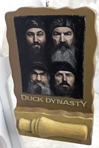 2013 Hallmark Duck Dynasty Christmas Tree Ornament Faith Family and Faci... - $12.09