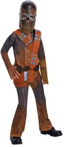 Rubie's Solo: A Star Wars Story Chewbacca Costume Boy's Small NWT - $21.28