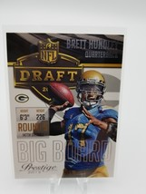 Brett Hundley - UCLA (card #14) 2015 Panini Prestige 25PAS8 - $1.49