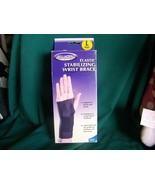 Bell-Horn Elastic Stabilizing Wrist Brace Large Right Hand - $10.00
