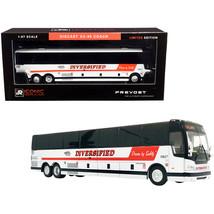 Prevost X3-45 Coach Bus Calgary (Canada) Diversified Transportation Whit... - $56.09