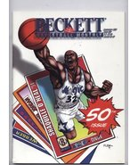 Beckett Basketball Monthly #50 (Caricature drawing of Shaquille O'Neal o... - $5.87