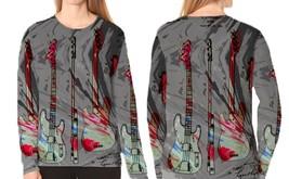 PRECISION BASS PATENT   Women Sweatshirt - $29.99+