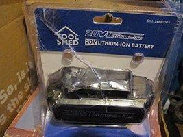 20 Volt Litium-Ion Battery - $39.59