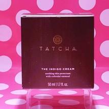 TATCHA THE INDIGO CREAM SOOTHING SKIN PROTECTANT  1.7 OZ NEW- BOXED - $92.85
