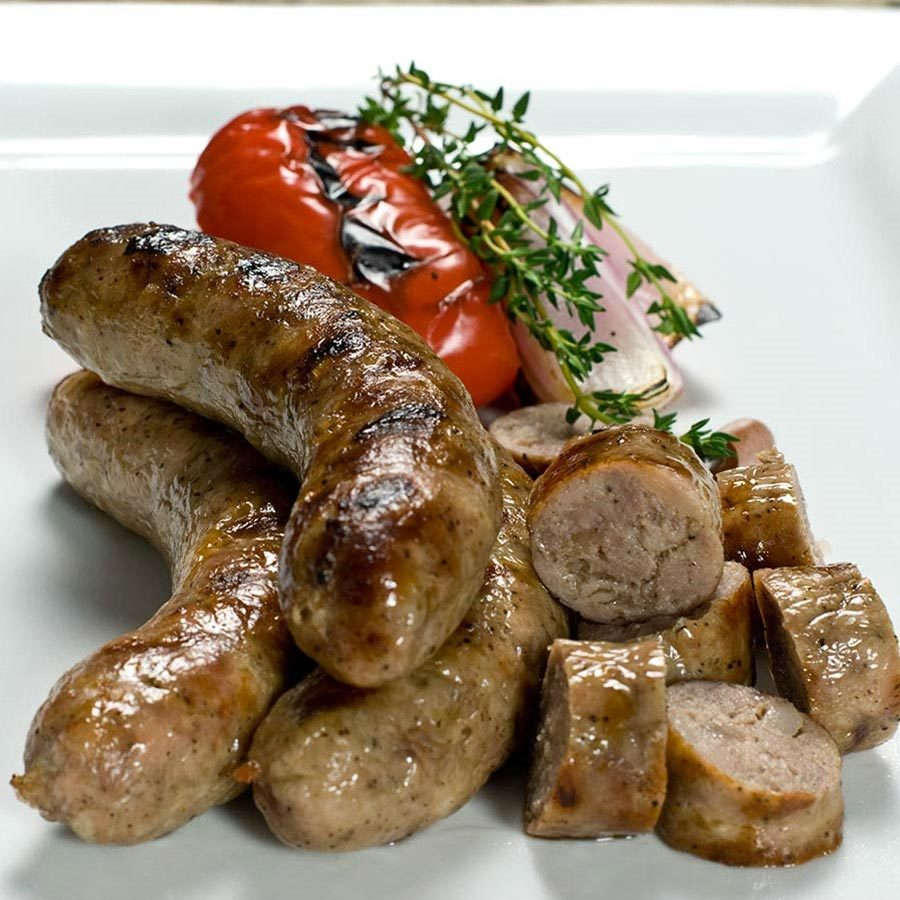 Primary image for Toulouse Sausage - 10 packs - 1 lb ea