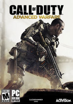 CALL OF DUTY:ADVANCED WARFARE STANDARD EDITION (M) NLA  - PC Games - (Br... - $34.80