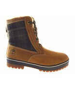 TIMBERLAND 6900B SPRUCE MNT MEN'S WHEAT PLAID WATERPROOF INSULATED BOOTS - $119.99
