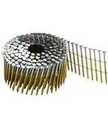 "Senco EL20AABH Nail .0915 gauge x 1-7/8"" leg, FRH Ring Coil, 3,600 per b... - $49.97"