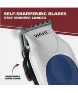 Wahl Color Pro Complete Hair Cutting Kit 20 piece with cord hair clippers - $39.27
