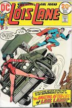 Superman's Girlfriend Lois Lane Comic Book #135, DC Comics 1973 FINE+ - $12.13