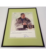 George W Bush Facsimile Signed Framed 11x14 Numbered RNC Photo Display - $49.49