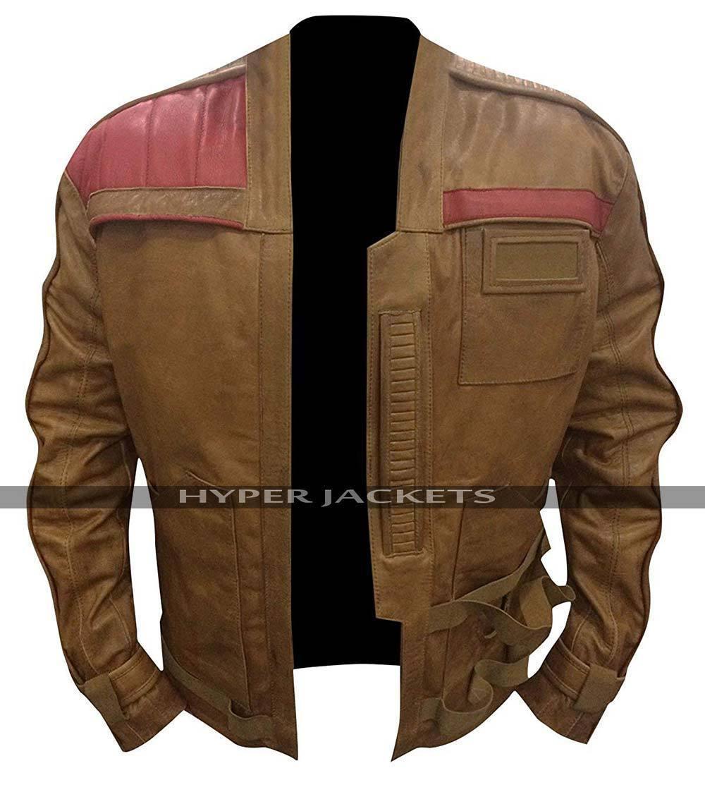 Star wars force awakens finn jacket