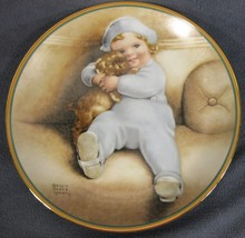 Going to Town Child's Best Friend Collector Plate Bessie Pease Gutmann P... - $34.95