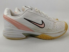 Nike Air Zoom Size US 7 M (B) EU 38 Women's Tennis Court Shoes White 316... - $23.20
