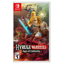 Hyrule Warriors: Age of Calamity - Nintendo Switch Game - new (co) - $75.23