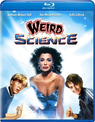 Weird Science  (Blu-Ray)