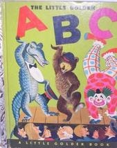 The little golden ABC (A Little golden book) Cornelius Dewitt - $6.90